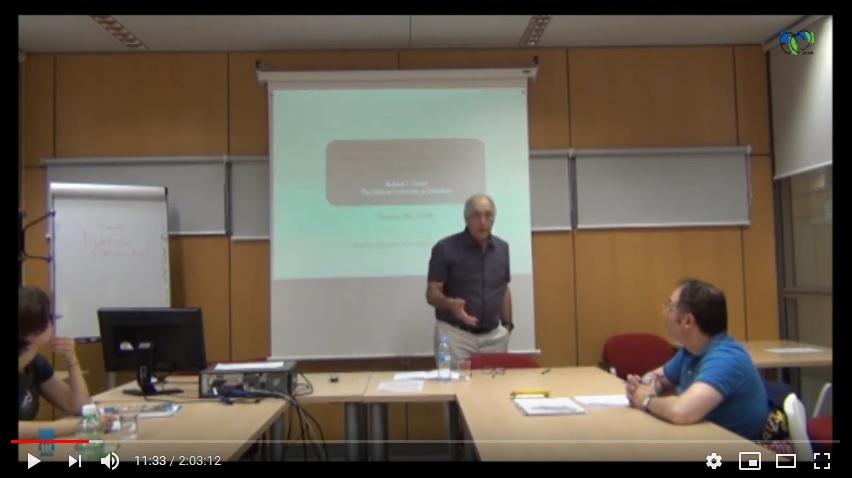 Richard Cohen Session 1