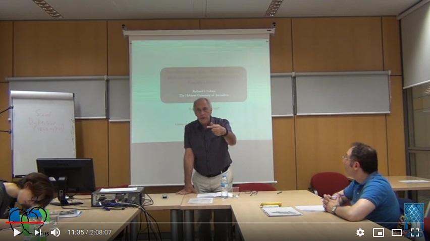 Richard Cohen Session 4